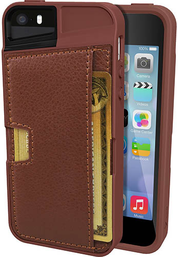 7. iPhone 5/S/SE Wallet Case