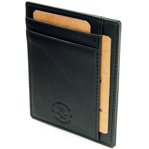 7. Money Clip Front Pocket Wallet
