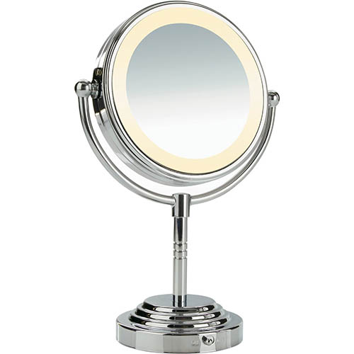 5. Conair Double-Sided Battery-Operated Mirror