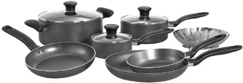 9. Dishwasher Safe Oven Safe Cookware Set