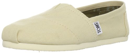 6. TOMS Women's Canvas Slip-On