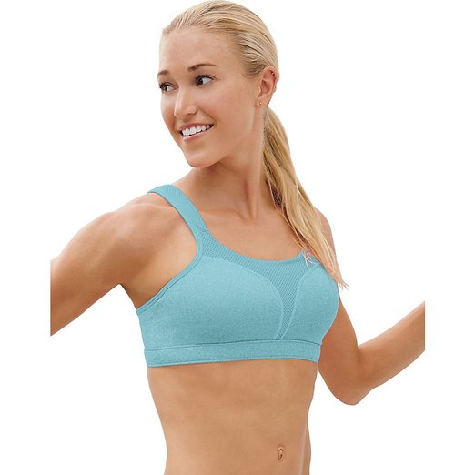 6. Comfort Full-Support Sports Bra
