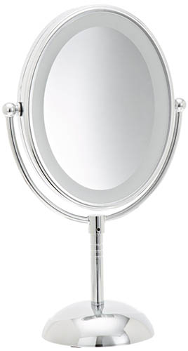 3. LED Lighted Collection Mirror
