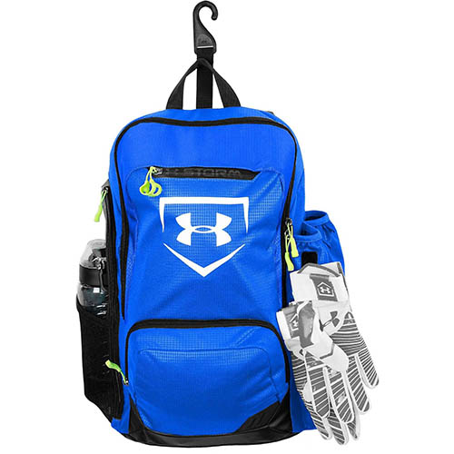 10. Softball Backpack Bag
