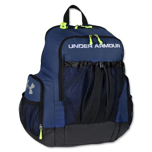3. Armour Striker Soccer Backpack