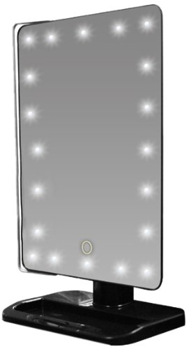 9. Lighted Movable Vanity Mirror