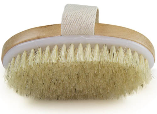 8. Dry Skin Body Brush
