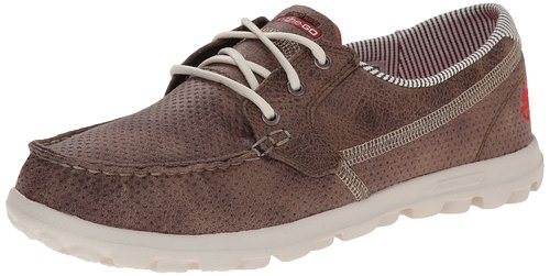 683f4223823d1 8. Skechers Performance Women s On-The-Go Flagship Slip-On Boat Shoe