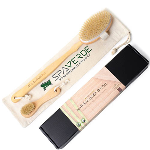 5. Body Brush & Face Brush Set