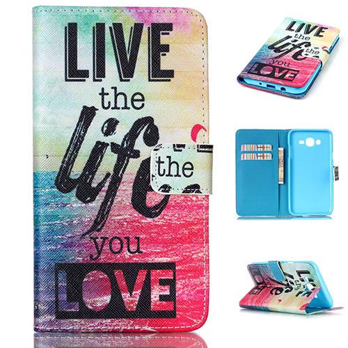 4. Galaxy J7 Wallet Case,