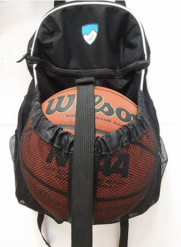 9. Work Sports Basketball Backpack