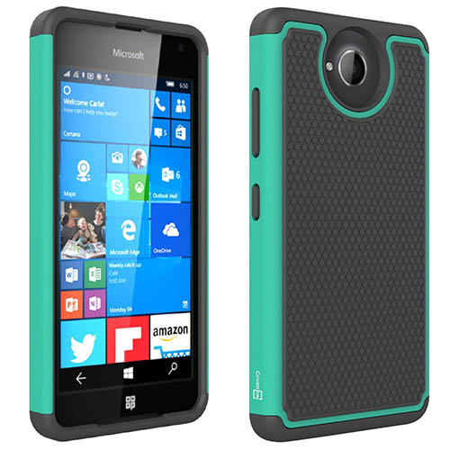 8. Lumia 650 Case, HexaGuard Series