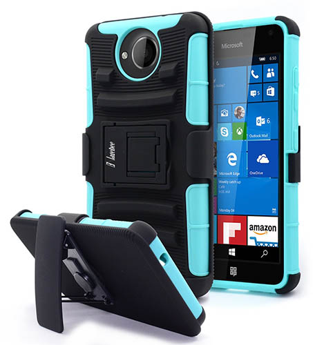 9. Lumia 650 Case, Nagebee
