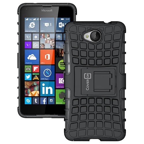 10. Lumia 650 Case, CoverON