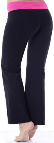 10. Women's Bootcut Yoga Pants