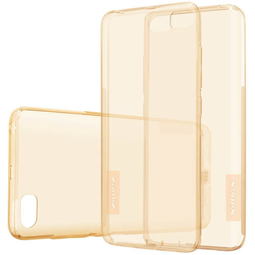 6. Nillkin Nature transparent soft cover