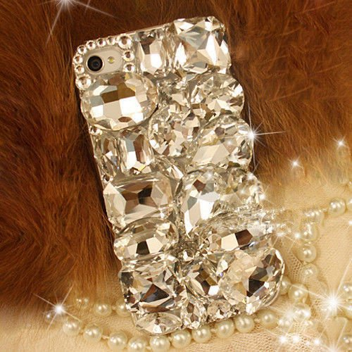 5. Crystal Hard Phone Case