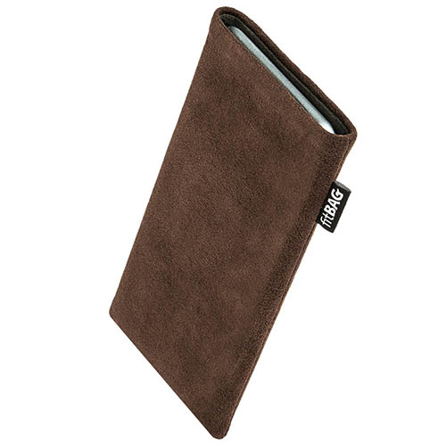 6. FitBAG Classic Brown custom tailored sleeve Case