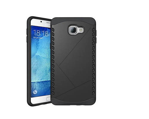 10. Samsung Galaxy A9 Dual Layer Hard PC Cover