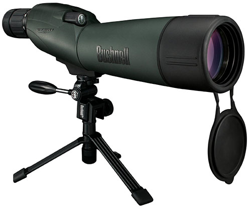 8. Bushnell Trophy Waterproof Spotting Scope