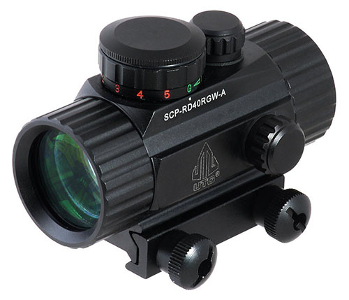 2. CQB Dot Sight with Integral Mount