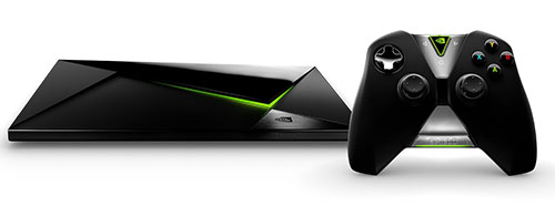 1. NVIDIA SHIELD - 4K HDR Android TV Box