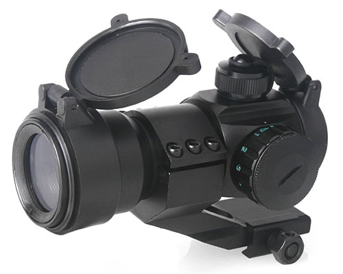 6. Pinty Red Green Dot Tactical Sight Scope