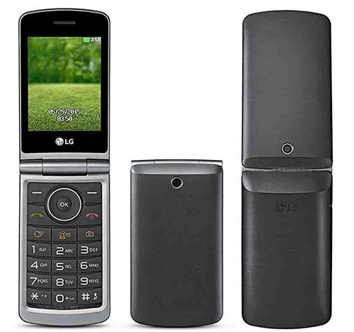 10. LG Flip Phone Senior Unlocked