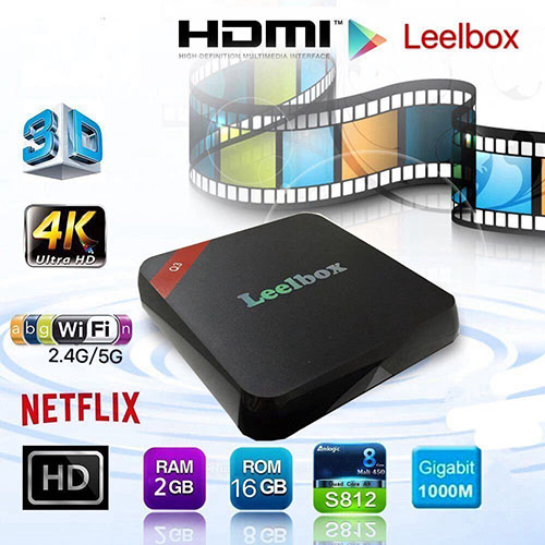 10. Leelbox Q3 Android TV Box